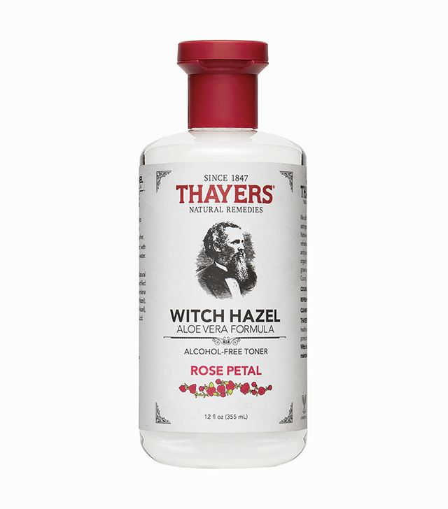 Alcohol-free Rose Petal Witch Hazel with Aloe Vera