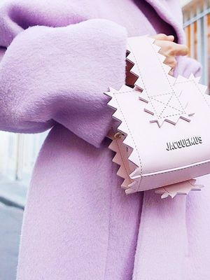 The Coolest New Handbags All Come in This Unlikely Colour
