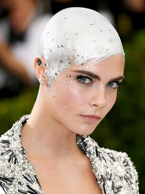 The Best Cara Delevingne Hair Moments We've Seen So Far