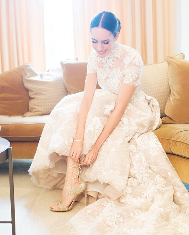 Bridal Style Advice and Wedding Fashion Tips | WhoWhatWear