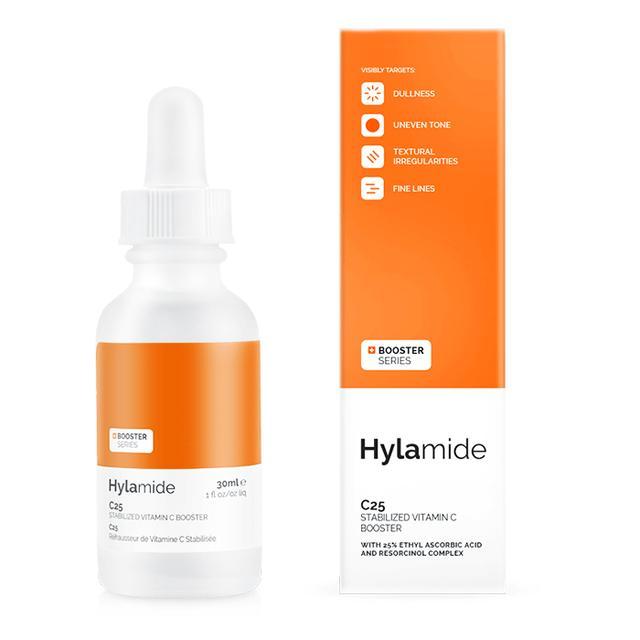Hyper pigmentation treatment: Hylamide C25 Serum