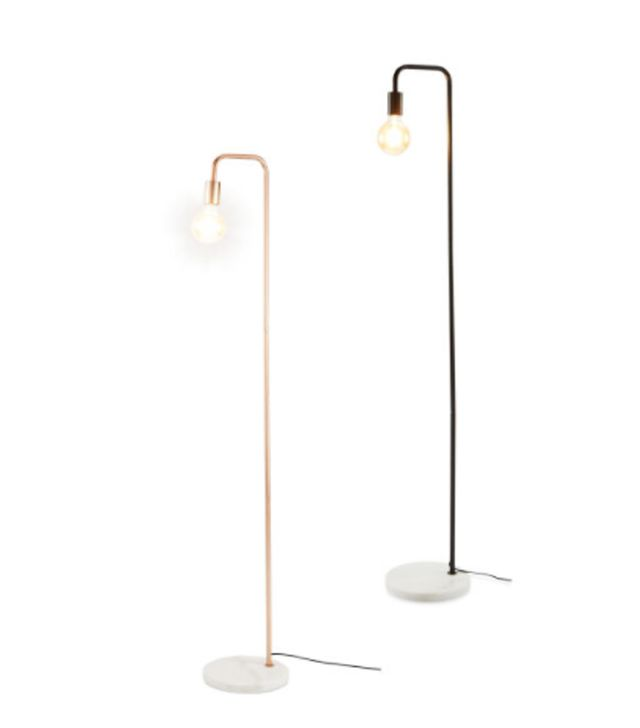 Aldi floor lamp: