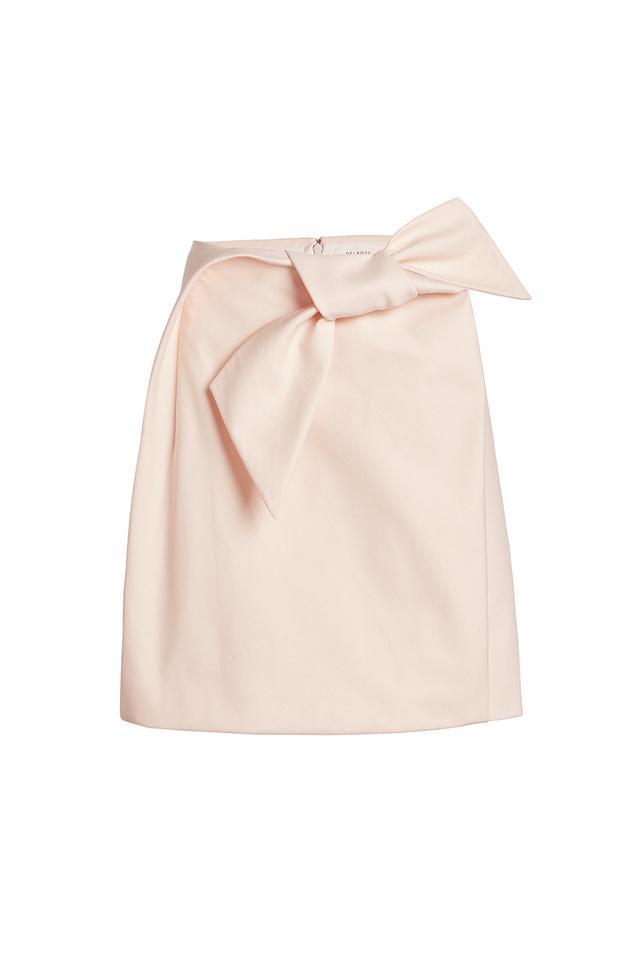 Delpozo Bow Skirt