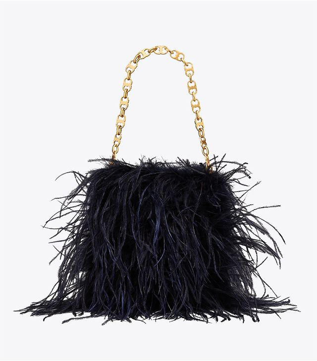 Tory Burch Feather Bag