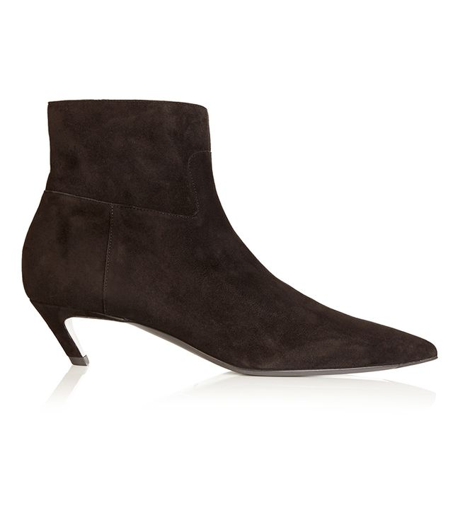 Balenciaga Slash Heel Booties