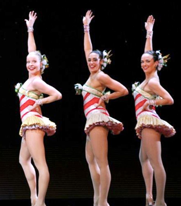 A Day in the Life of a New York City Rockette
