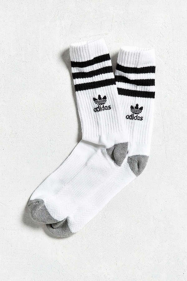 adidas Roller Crew Sock 3-Pack - Multi One Size at Urban Outfitters