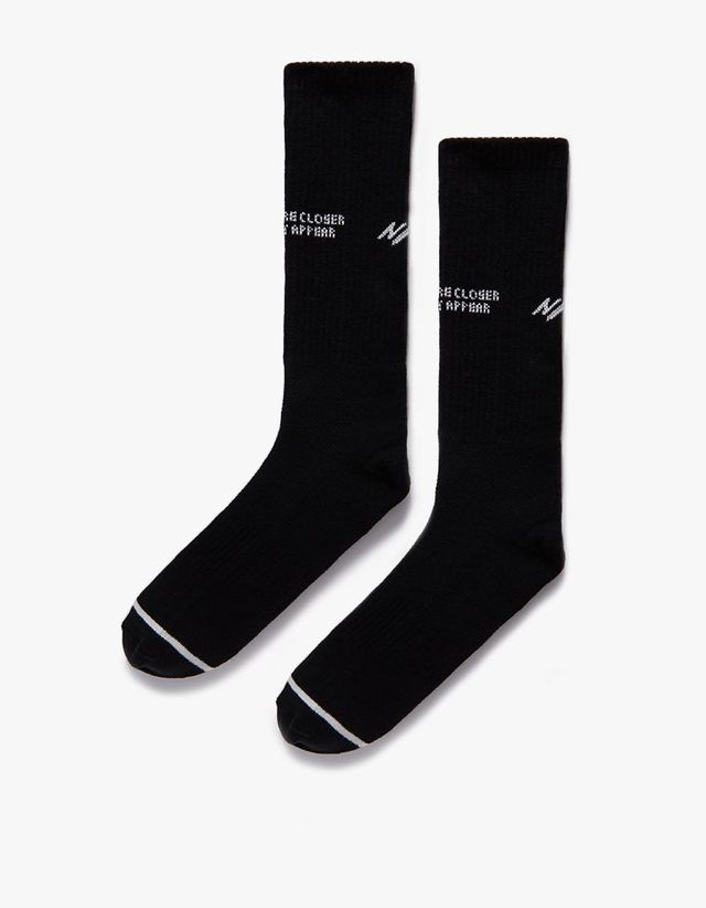Sock / Forty-Seven in Black