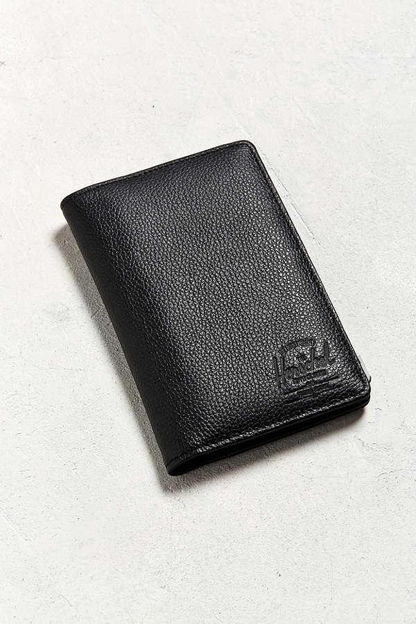 Herschel Supply Co. Leather Travel Wallet