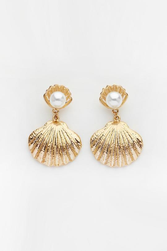 Reliquia Seashell Pearl Jewellery