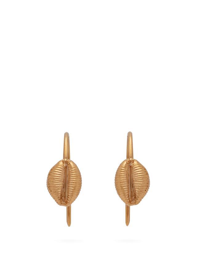 Isabel Marant Shell Earrings