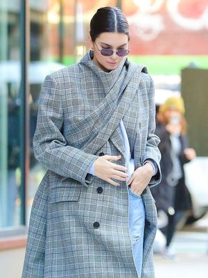 3 Stylish Winter Outfit Ideas, From Kendall Jenner