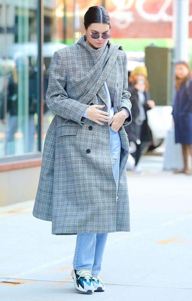 3 Stylish Winter Outfit Ideas From Kendall Jenner | WhoWhatWear
