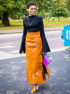 These Sweater-and-Skirt Combos Come Seriously Close to Perfection