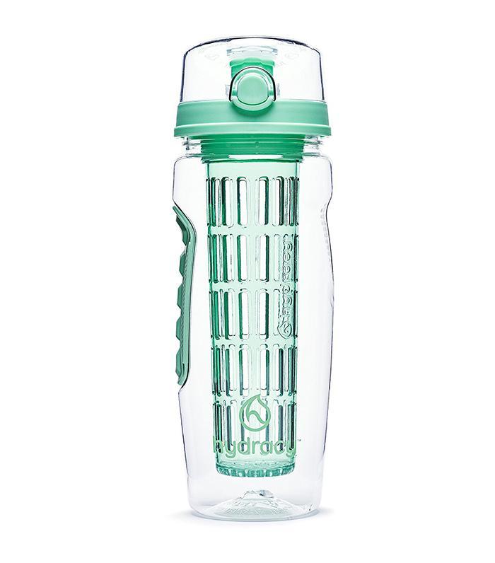 Fruit Infuser Water Bottle by Hydracy