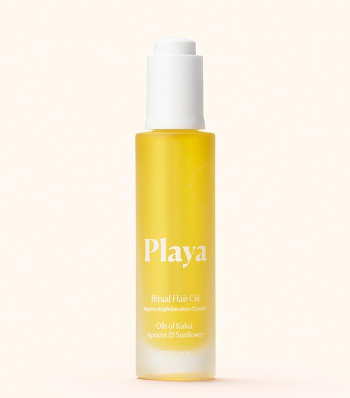 Natural Ritual Hair Oil by Playa