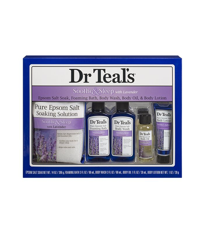 Soothe & Sleep with Lavender Gift Set by Dr. Teal's