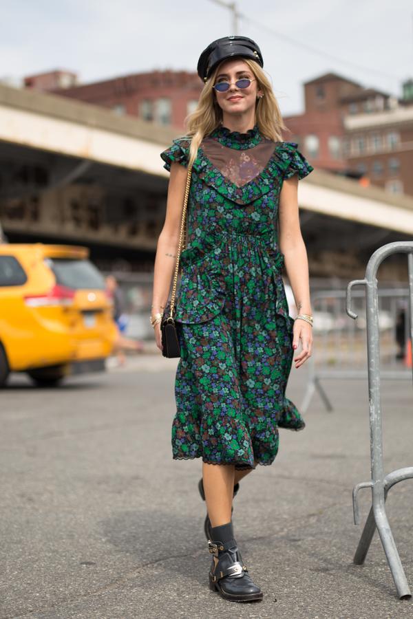 Street style Chiara Ferragni