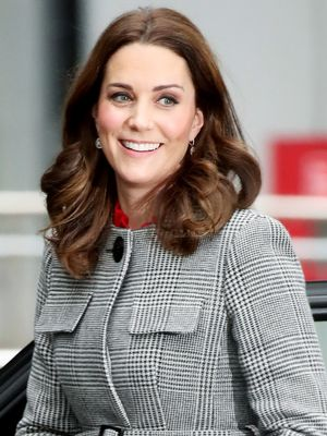 Kate Middleton's Coat Will Never Go Out of Style