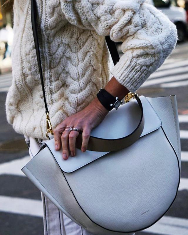 handbag trends spring summer 2018: Wandler