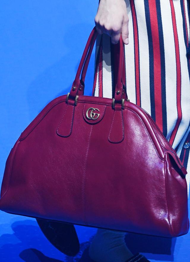 handbag trends spring summer 2018: Gucci bag