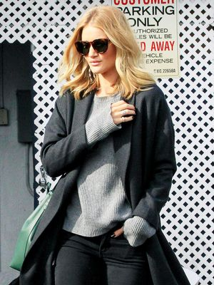 RHW Just Introduced Us to the Best Coat + Jeans + Boots Formula