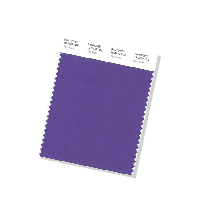 Pantone Color Swatch: 18-3838