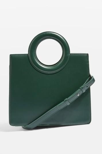 Circle Handle Bag