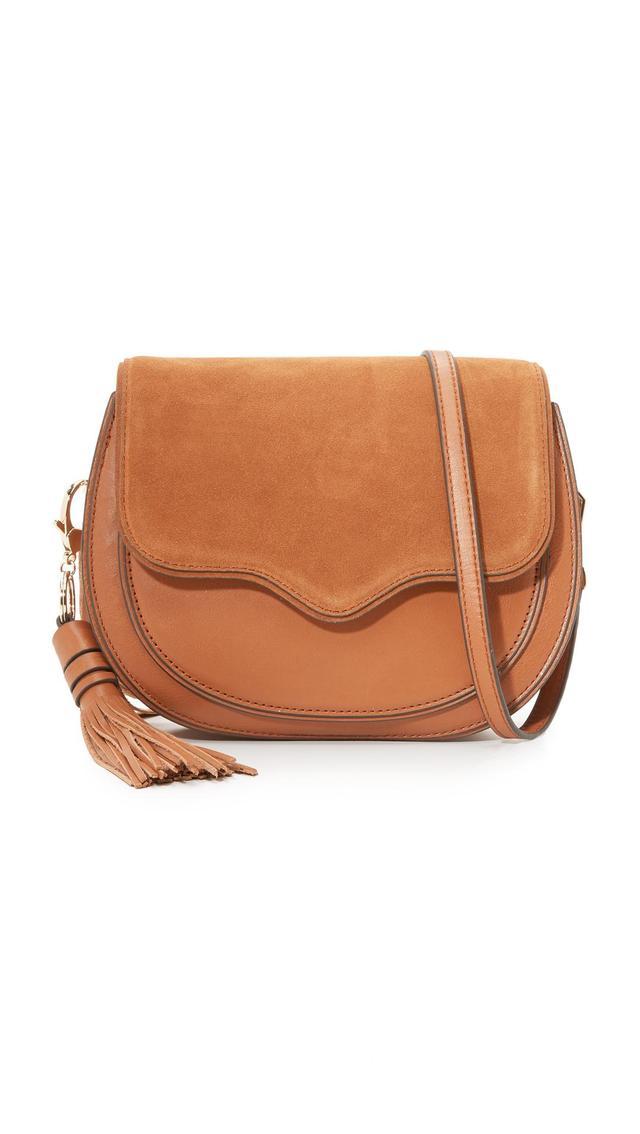 Large Suki Saddle Bag