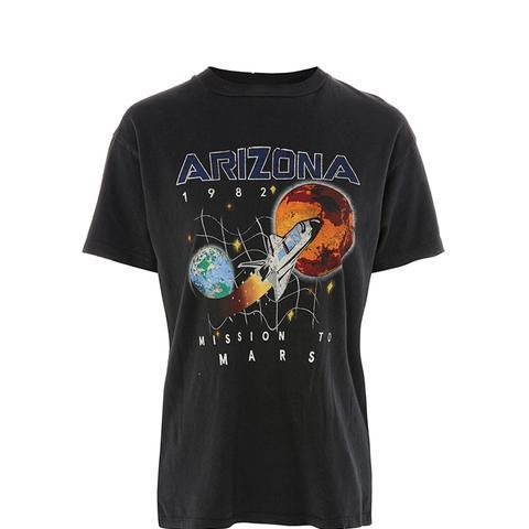 'Arizona' Space Print T-Shirt by Tee & Cake