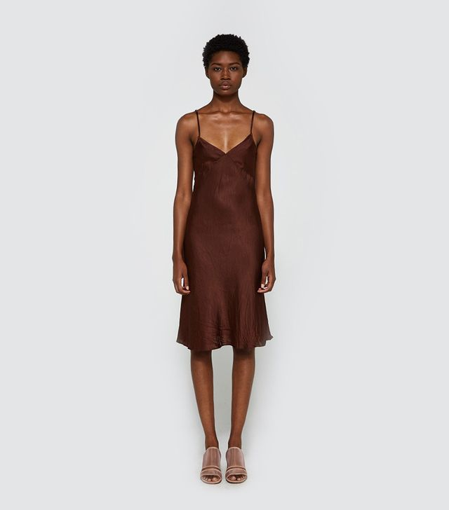 Gaia Dress in Cacao