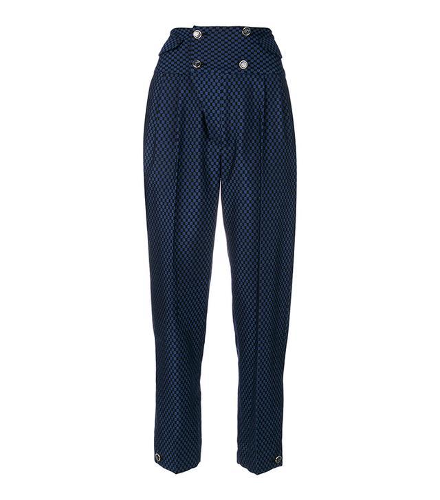 Element high waist trousers