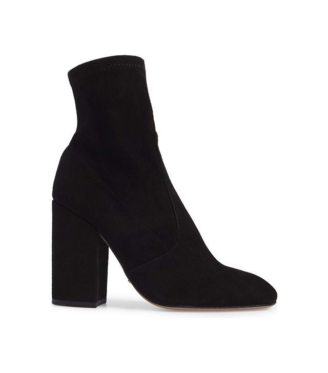 Alaia Block Heel Bootie