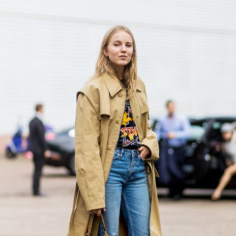 This Is What Every Fashion Girl Will Wear With Skinny Jeans in 2018