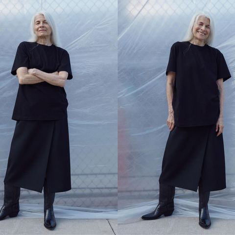 This Impeccably Stylish Fashion Editor Just Launched Her First Clothing Line