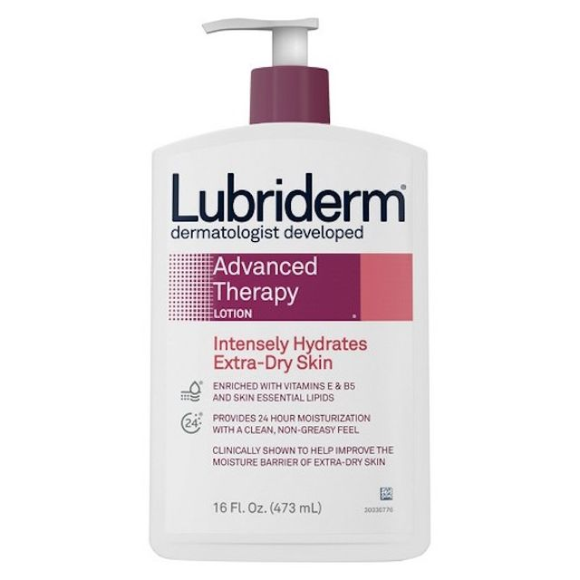 Lubiderm Advanced Therapy Body Lotion