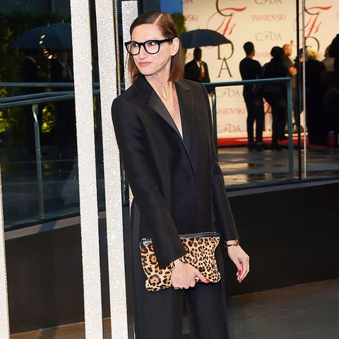 outfit ideas from successful women: Jenna Lyons