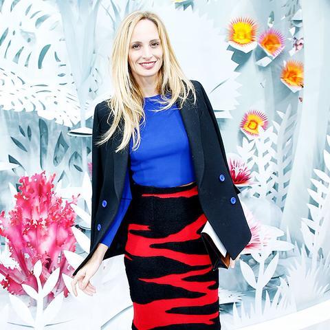 outfit ideas from successful women: Lauren Santo Domingo