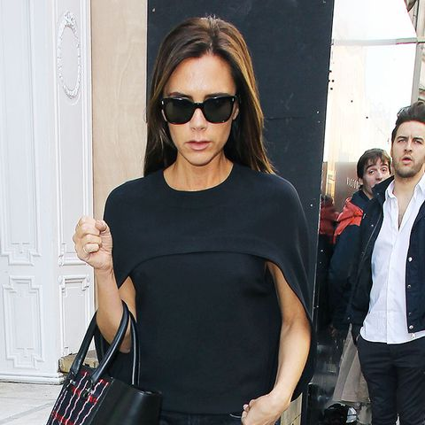 outfit ideas from successful women: Victoria Beckham