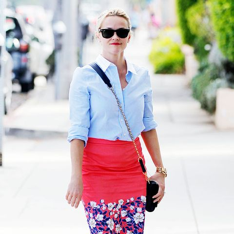 outfit ideas from successful women: Reese Witherspoon