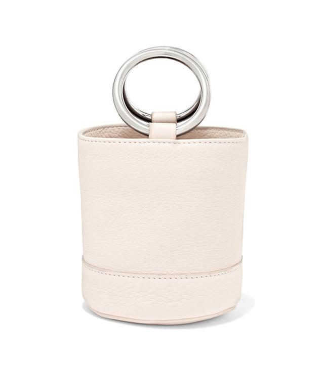 Bonsai 15 Mini Leather Bucket Bag
