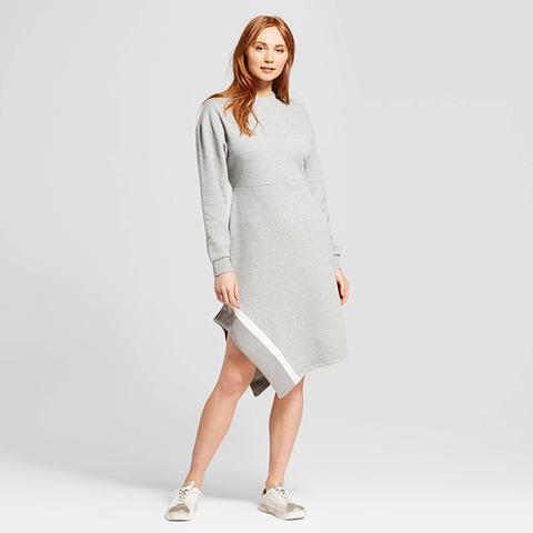 Grosgrain Knit Dress