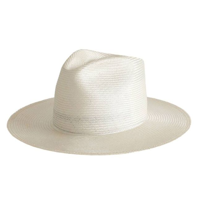 Alexander Straw Hat - Ivory