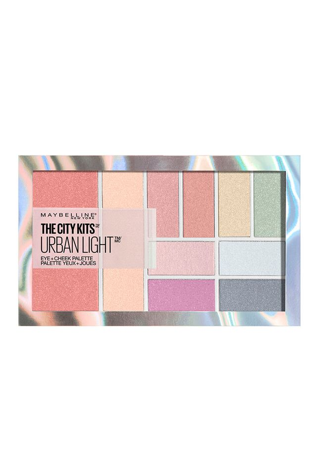 Maybelline New York The City Kits All-in-One Eye & Cheek Palette