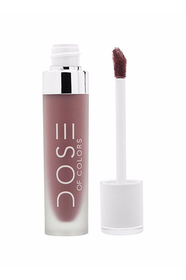 Dose of Colors Matte Liquid Lipstick in Play It Cool