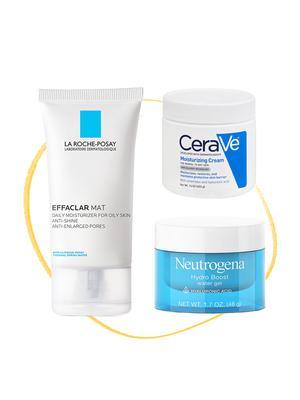 The 10 Best Drugstore Moisturizers for Oily Skin