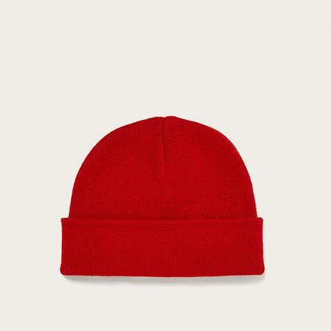 Short Knit Hat