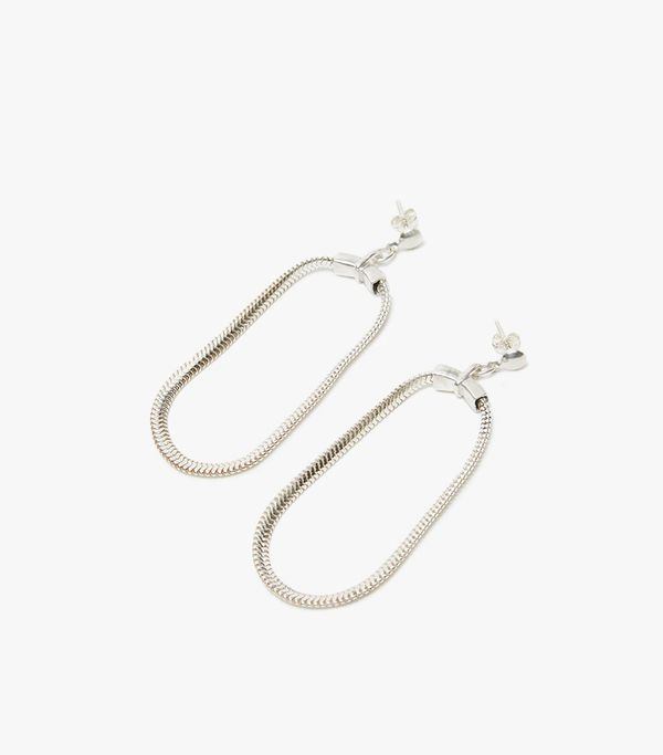 Soft Hoop Earrings