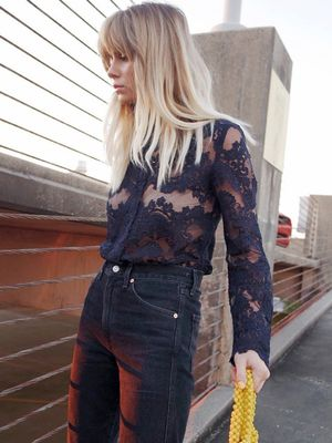 15 Fresh New Ways to Wear Lace