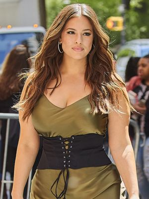 Ashley Graham's Unretouched Vogue Italia Shoot Is Simply Stunning